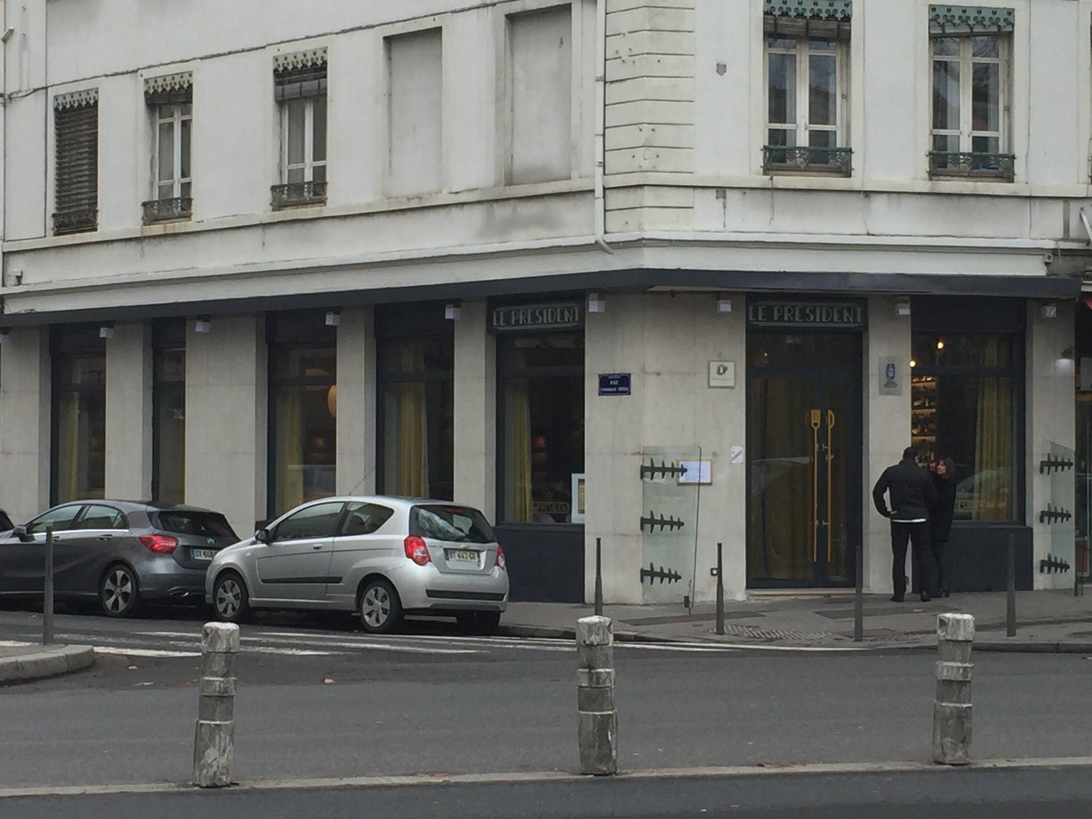 c7e0a8c74 RESTAURANT LE PRESIDENT - Entreprise Michel