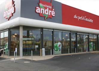 Boucheries Andre Villefranche sur Saone