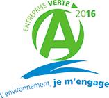 logo entreprise verte 2016